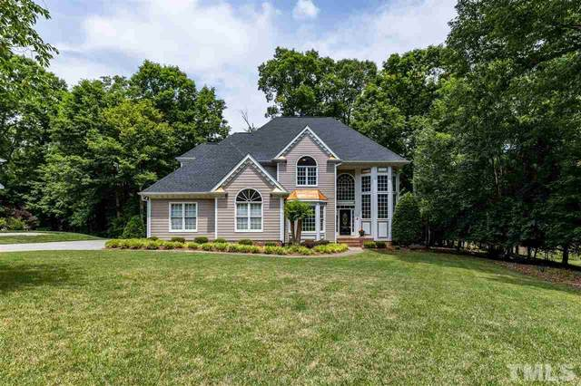 4801 Sunset Forest Circle, Holly Springs, NC 27540 (#2382373) :: Dogwood Properties