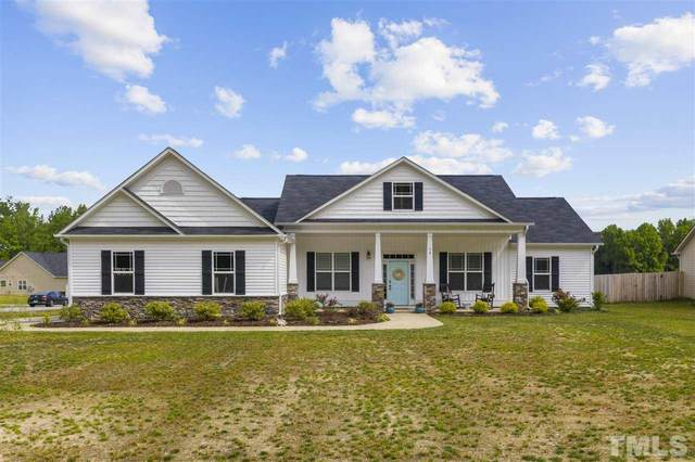 34 Whistling Duck Way, Wendell, NC 27591 (#2382464) :: Dogwood Properties