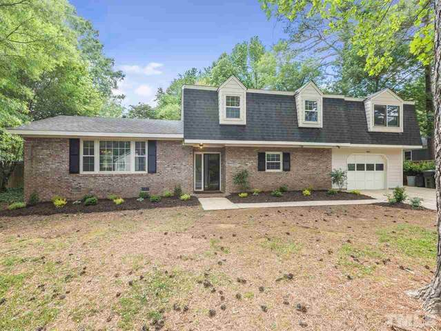 5805 Dumfries Drive, Raleigh, NC 27609 (#2382481) :: Log Pond Realty