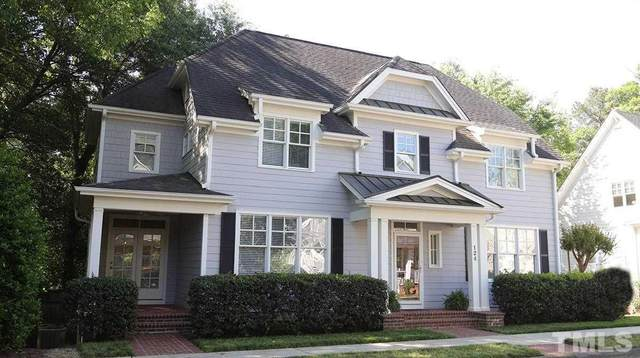 124 Village Mill Place, Raleigh, NC 27608 (#2382523) :: Dogwood Properties