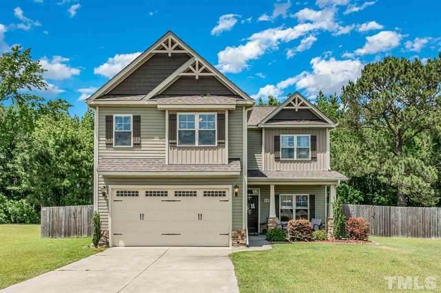 107 Windy Willow Court, Goldsboro, NC 27530 (#2382537) :: Dogwood Properties