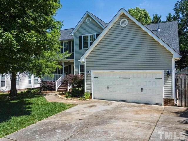 102 Ackley Court, Cary, NC 27513 (#2382566) :: Dogwood Properties
