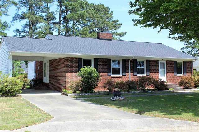 606 W Harnett Street, Benson, NC 27504 (#2382716) :: The Perry Group