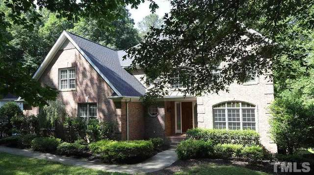 8401 Territory Trail, Wake Forest, NC 27587 (#2382816) :: Log Pond Realty