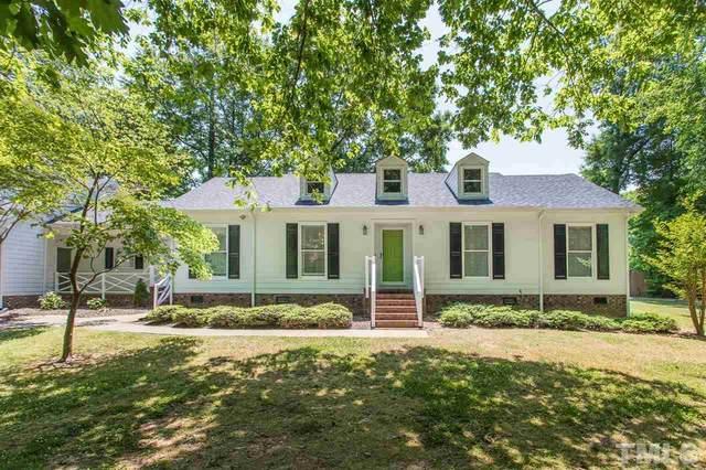 102 Village Drive, Knightdale, NC 27545 (#2382964) :: Log Pond Realty
