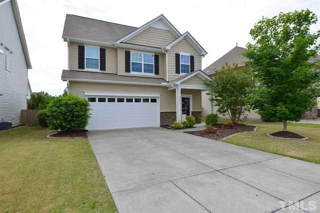 7641 Mapleshire Drive, Raleigh, NC 27616 (#2382990) :: Triangle Top Choice Realty, LLC
