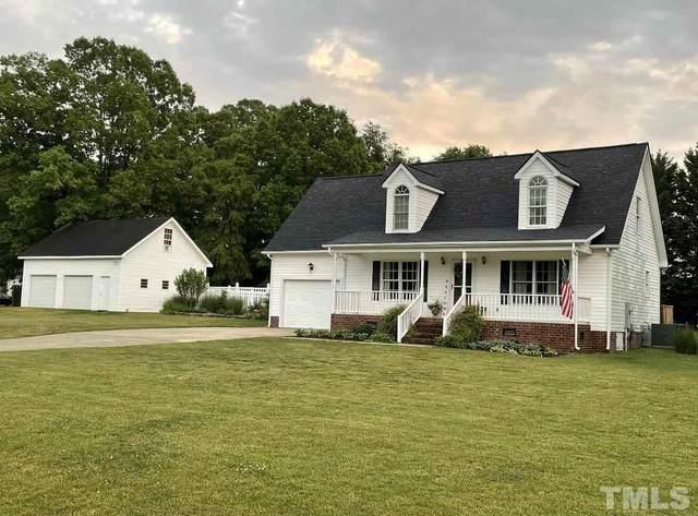 180 Bradford Ridge Drive, Youngsville, NC 27596 (#2383008) :: The Jim Allen Group