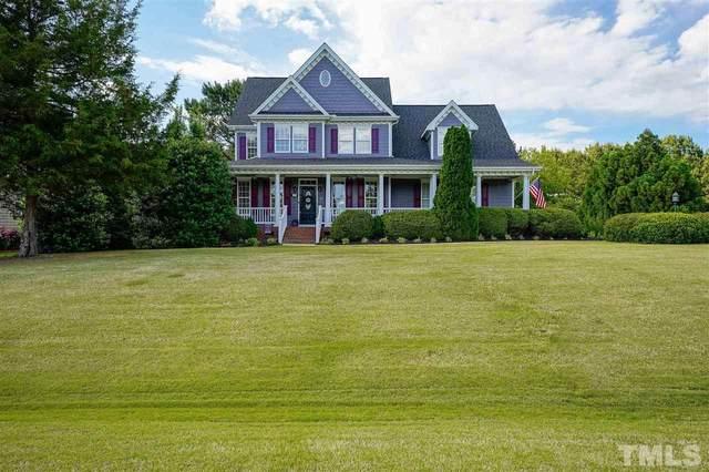 102 Crestdale Drive, Clayton, NC 27520 (#2383086) :: M&J Realty Group