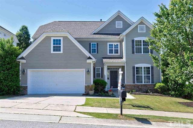 5204 Stone Station Drive, Raleigh, NC 27616 (#2383200) :: The Perry Group