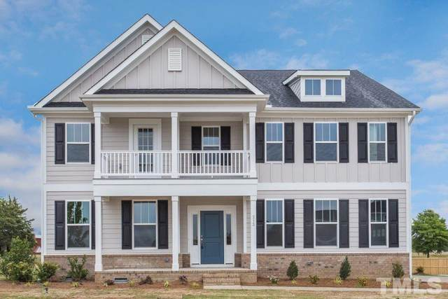 313 E Wellesley Drive, Clayton, NC 27520 (#2383235) :: The Perry Group