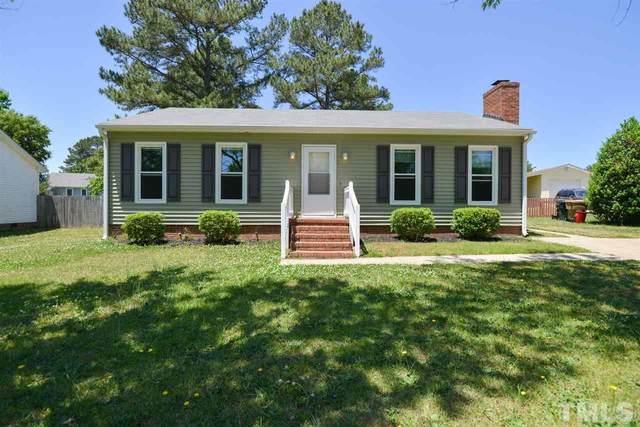408 Cardinal Drive, Clayton, NC 27520 (#2383277) :: Dogwood Properties