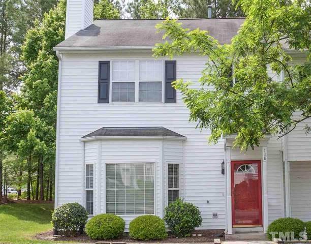 108 Pointe Crest Court, Cary, NC 27513 (#2383330) :: Real Estate By Design