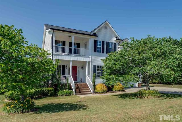 212 Norwood Drive, Clayton, NC 27527 (#2383371) :: Log Pond Realty