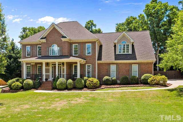 8108 Melcombe Way, Wake Forest, NC 27587 (#2383401) :: Kim Mann Team