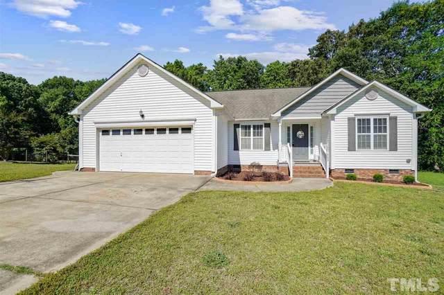 203 Patterdale Place, Benson, NC 27504 (#2383416) :: Dogwood Properties