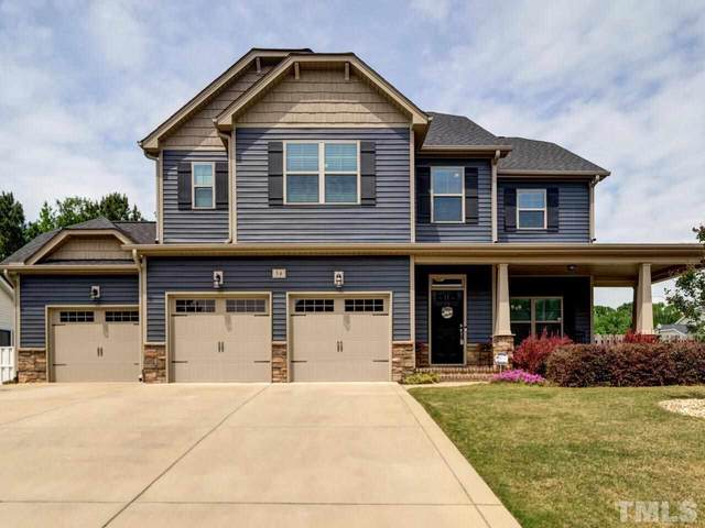 56 Foxtail Court, Clayton, NC 27520 (#2383470) :: Log Pond Realty