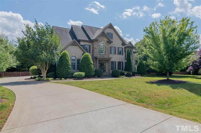 2641 Branston Way, Apex, NC 27539 (MLS #2383519) :: The Oceanaire Realty