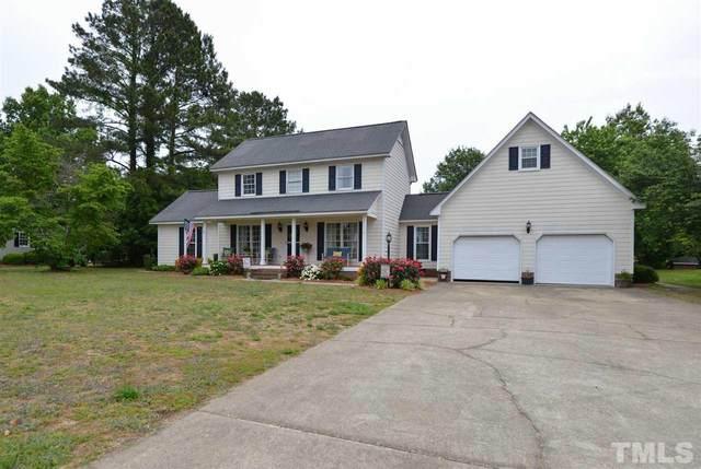 131 Sandy Ridge Road, Dunn, NC 28334 (#2383543) :: Marti Hampton Team brokered by eXp Realty