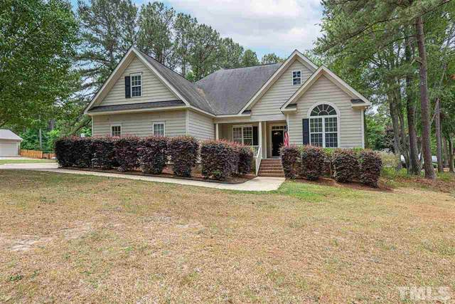 305 Hardwood Ridge Court, Clayton, NC 27520 (#2383596) :: Triangle Top Choice Realty, LLC