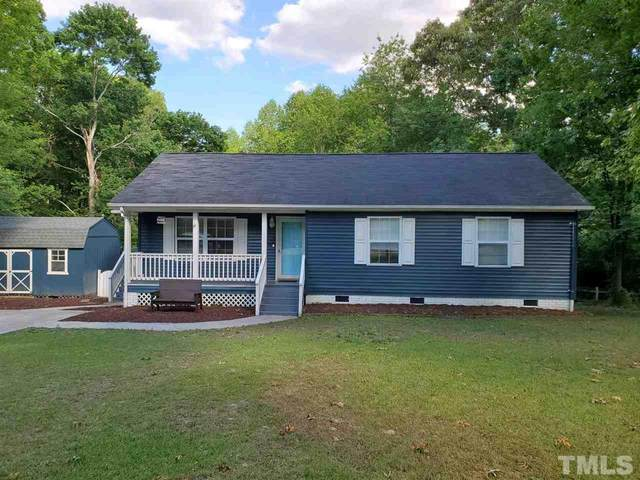 240 Tower Drive, Angier, NC 27501 (#2383687) :: The Perry Group