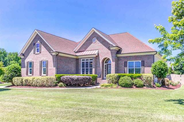 400 Amber Dawn Lane, Raleigh, NC 27603 (#2383721) :: RE/MAX Real Estate Service