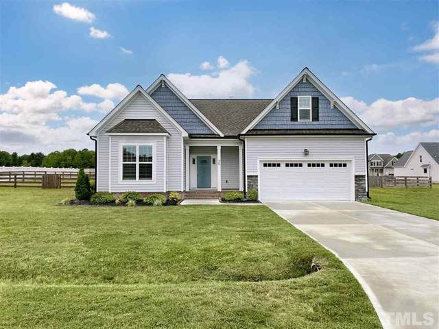 35 South Hall Drive, Youngsville, NC 27596 (#2383742) :: Triangle Just Listed