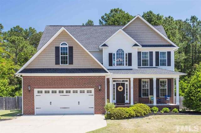 42 Eastwood Court, Lillington, NC 27546 (#2383818) :: Real Estate By Design