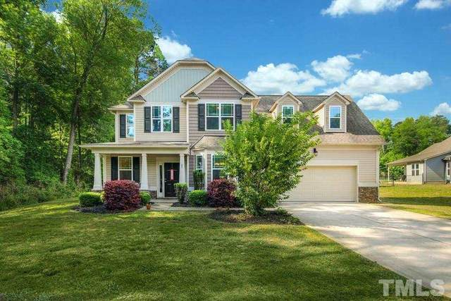 67 Grouper Court, Benson, NC 27504 (#2383886) :: Realty One Group Greener Side