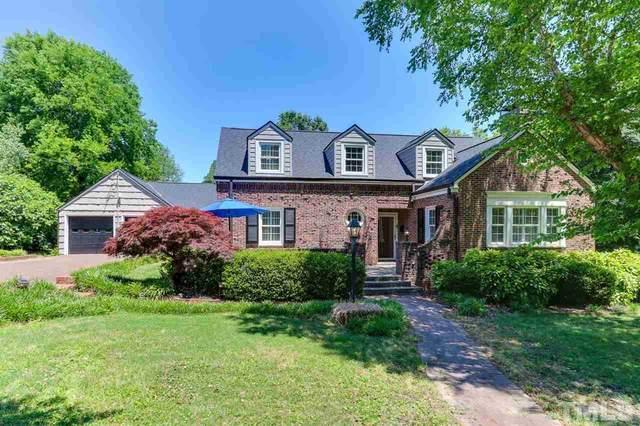2720 Bedford Avenue, Raleigh, NC 27607 (#2383889) :: Log Pond Realty