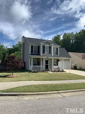 311 Homestead Park Drive, Apex, NC 27502 (MLS #2383980) :: The Oceanaire Realty