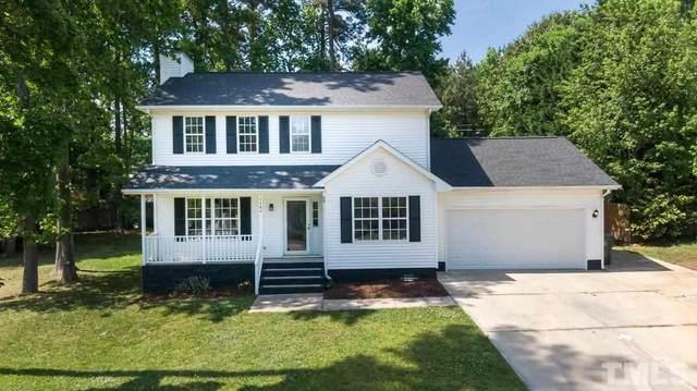 1408 Burchcrest Drive, Garner, NC 27529 (#2384000) :: The Beth Hines Team