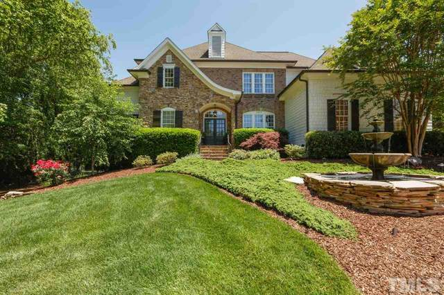1337 Colonial Club Road, Wake Forest, NC 27587 (#2384026) :: Log Pond Realty