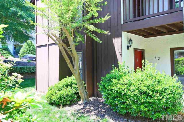 612 New Kent Place #612, Cary, NC 27511 (#2384155) :: Log Pond Realty