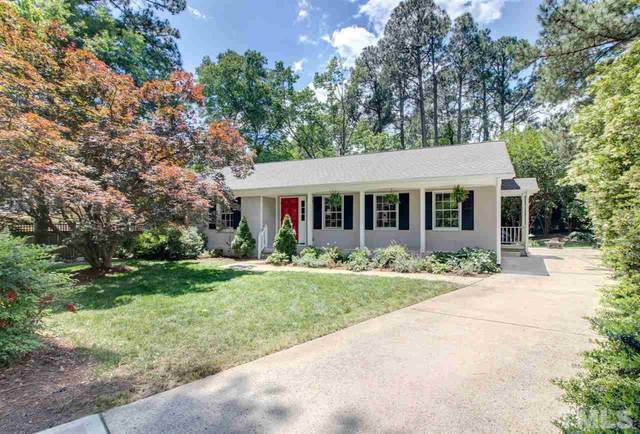 3532 Peach Haven Court, Raleigh, NC 27607 (#2384198) :: Log Pond Realty