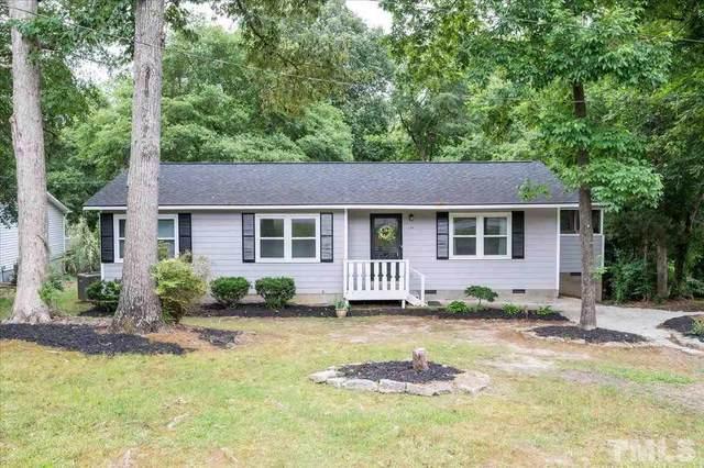 6208 Shirley Street, Raleigh, NC 27610 (#2384215) :: Dogwood Properties