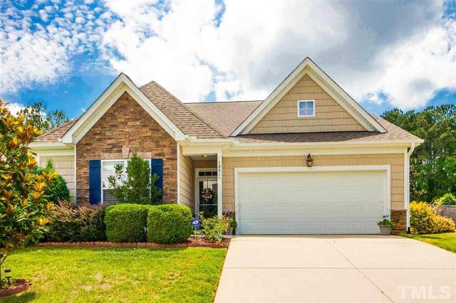 1221 Crendall Way, Wake Forest, NC 27587 (#2384349) :: Spotlight Realty
