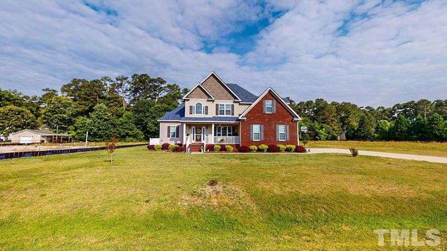 107 Sheffield Street, LaGrange, NC 28551 (#2384412) :: The Perry Group