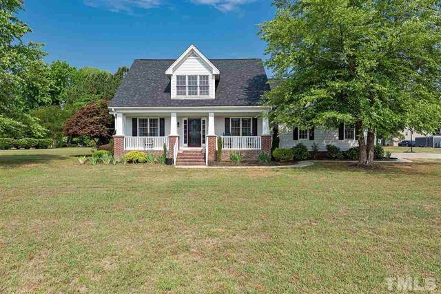 25 Gregory Drive, Clayton, NC 27520 (#2384420) :: The Beth Hines Team