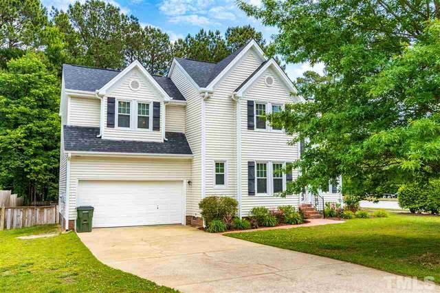 151 Waltons Creek Road, Morrisville, NC 27560 (#2384441) :: Real Estate By Design