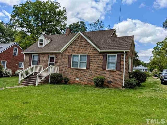 602 Virginia Avenue, Chase City, VA 23927 (#2384459) :: Raleigh Cary Realty