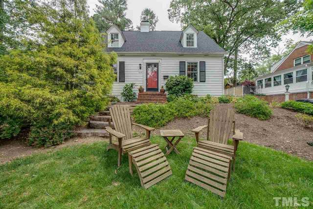 1004 W Forest Hills Boulevard, Durham, NC 27707 (#2384476) :: M&J Realty Group