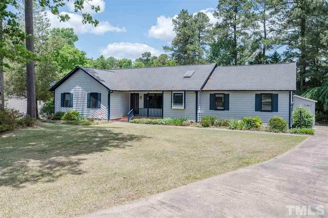 3801 La Varra Drive, Clayton, NC 27520 (#2384483) :: RE/MAX Real Estate Service