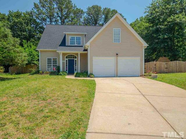 216 Spring Park Road, Wake Forest, NC 27587 (#2384594) :: Log Pond Realty