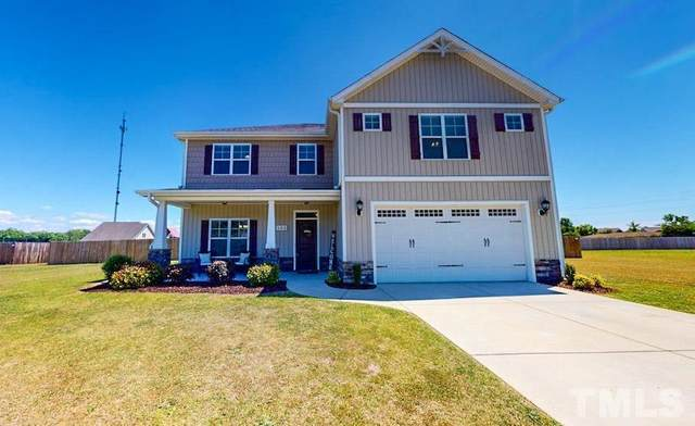 102 Windy Willow Court, Goldsboro, NC 27530 (#2384816) :: Dogwood Properties