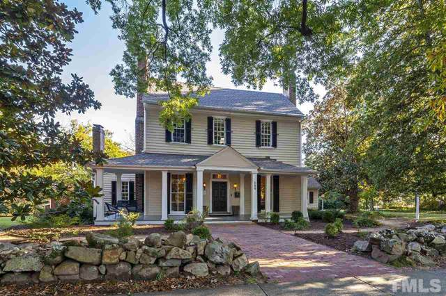 504 E Franklin Street, Chapel Hill, NC 27514 (#2385015) :: Realty One Group Greener Side