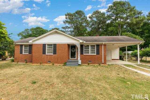 1804 E Azalea Drive, Goldsboro, NC 27530 (#2385167) :: Log Pond Realty