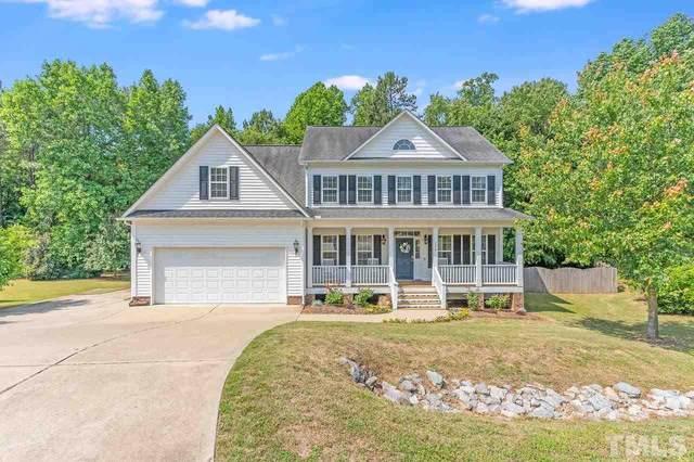 130 Pea Island Circle, Garner, NC 27529 (#2385202) :: Real Estate By Design