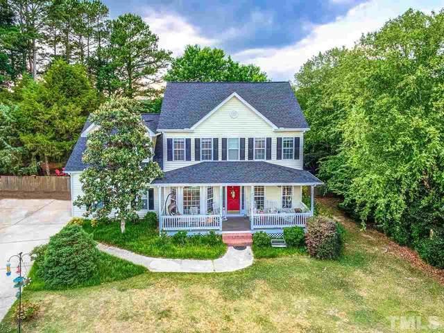 14 Trailing Oak Trail, Clayton, NC 27527 (#2385360) :: Real Estate By Design