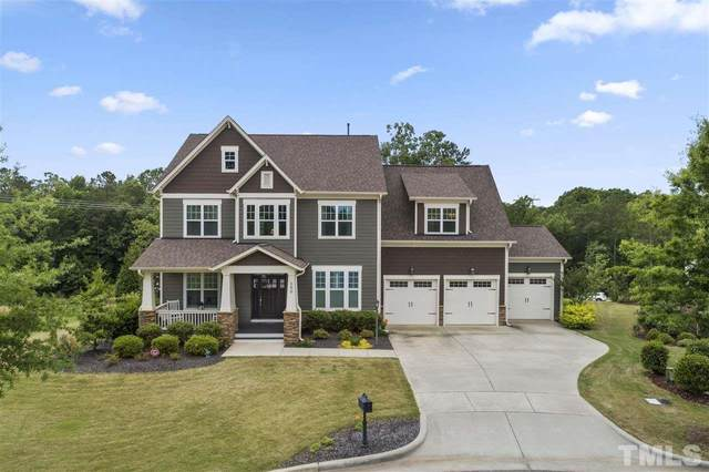 100 Rambling Oaks Lane, Holly Springs, NC 27540 (MLS #2385415) :: EXIT Realty Preferred