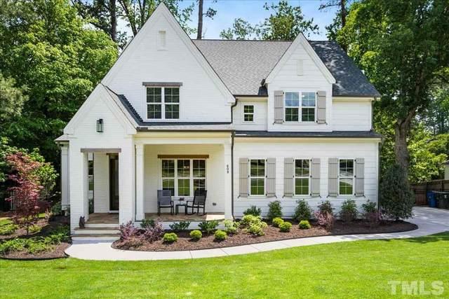 609 Northbrook Drive, Raleigh, NC 27609 (#2385598) :: Dogwood Properties